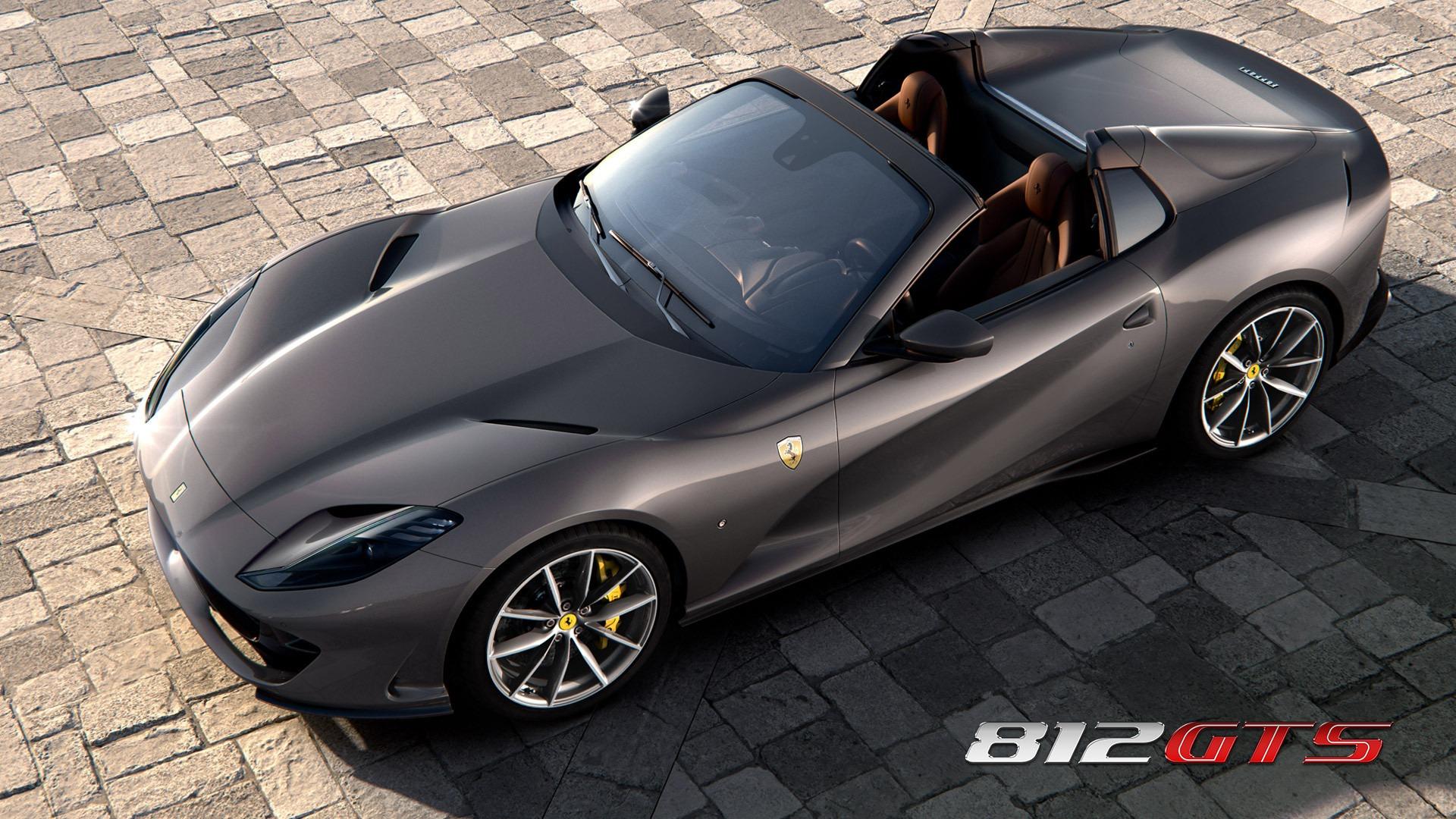 New-2021-Ferrari-812GTS