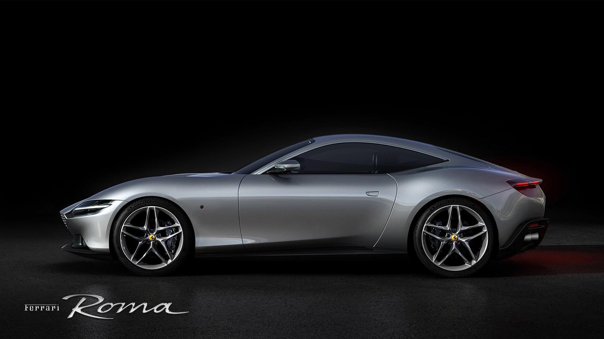 New 2021 Ferrari Roma For Sale Miller Motorcars