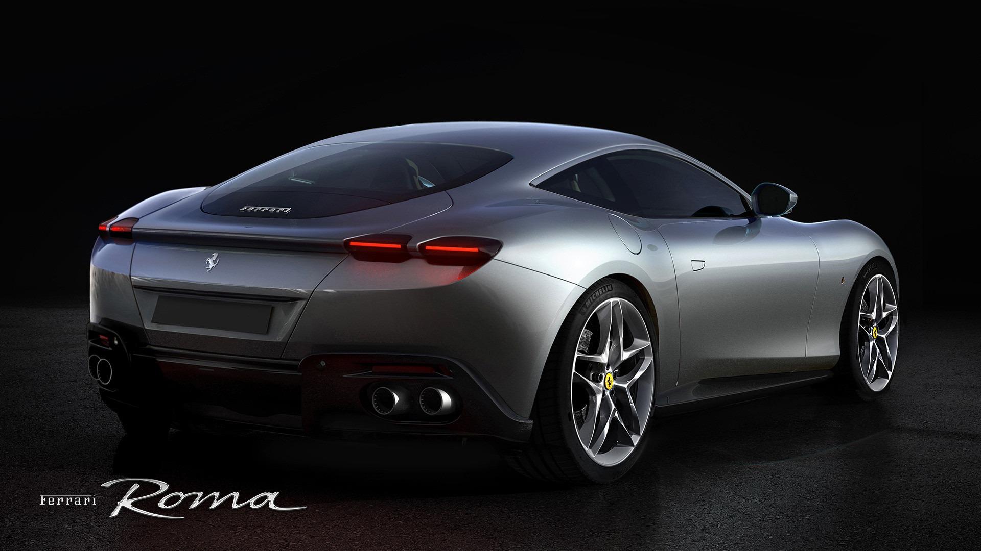 New 2020 Ferrari Roma For Sale Miller Motorcars