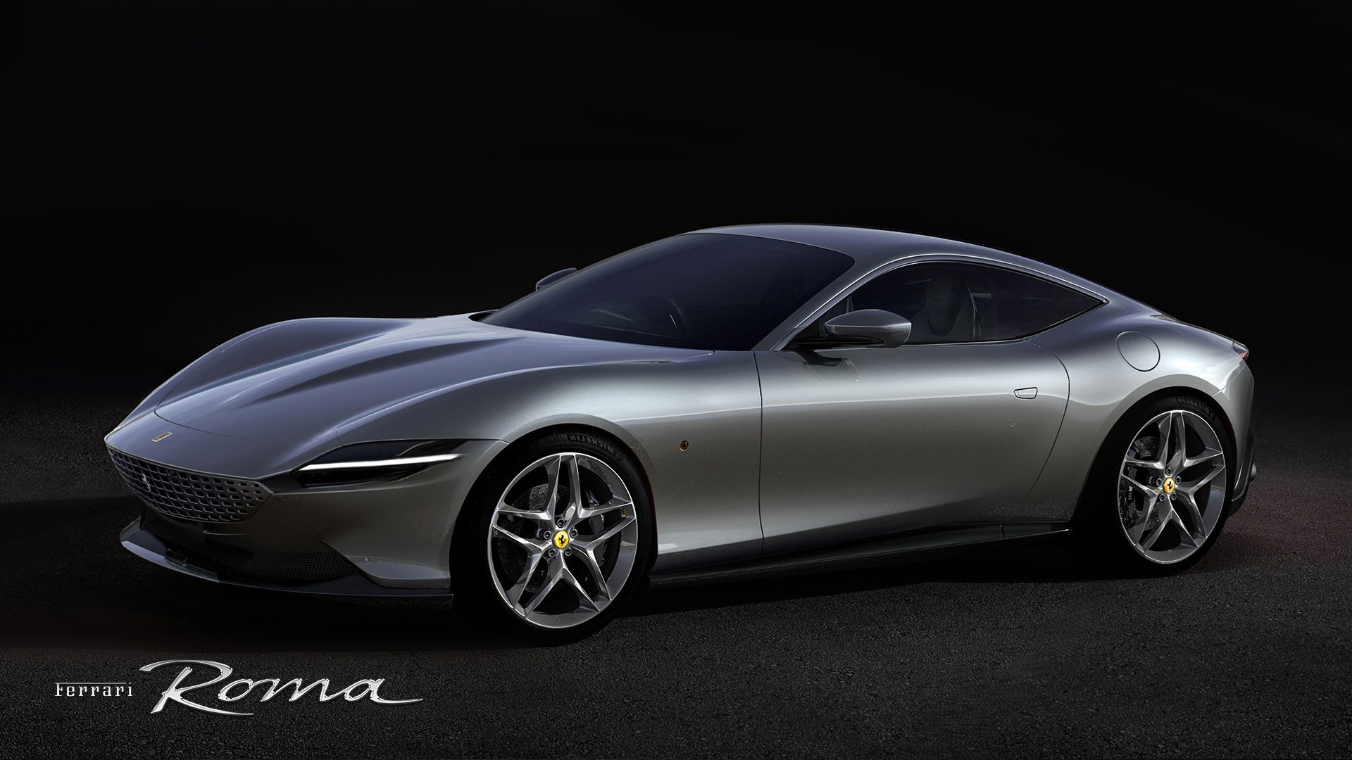New 2021 Ferrari Roma  | Greenwich, CT