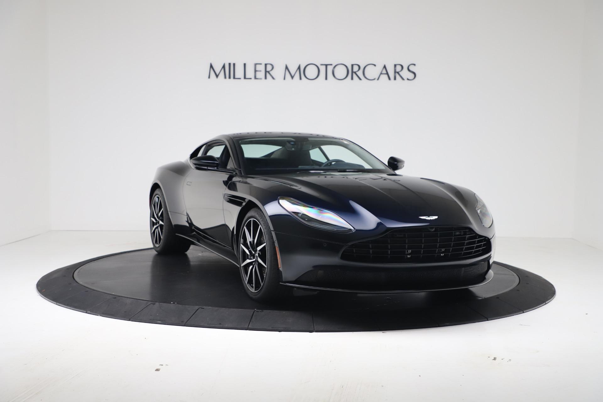 New 2020 Aston Martin Db11 V8 For Sale Miller Motorcars Stock A1423
