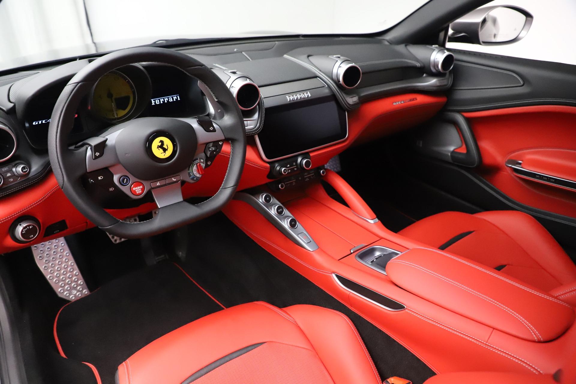Pre Owned 2019 Ferrari Gtc4lusso For Sale Miller Motorcars Stock 4630c