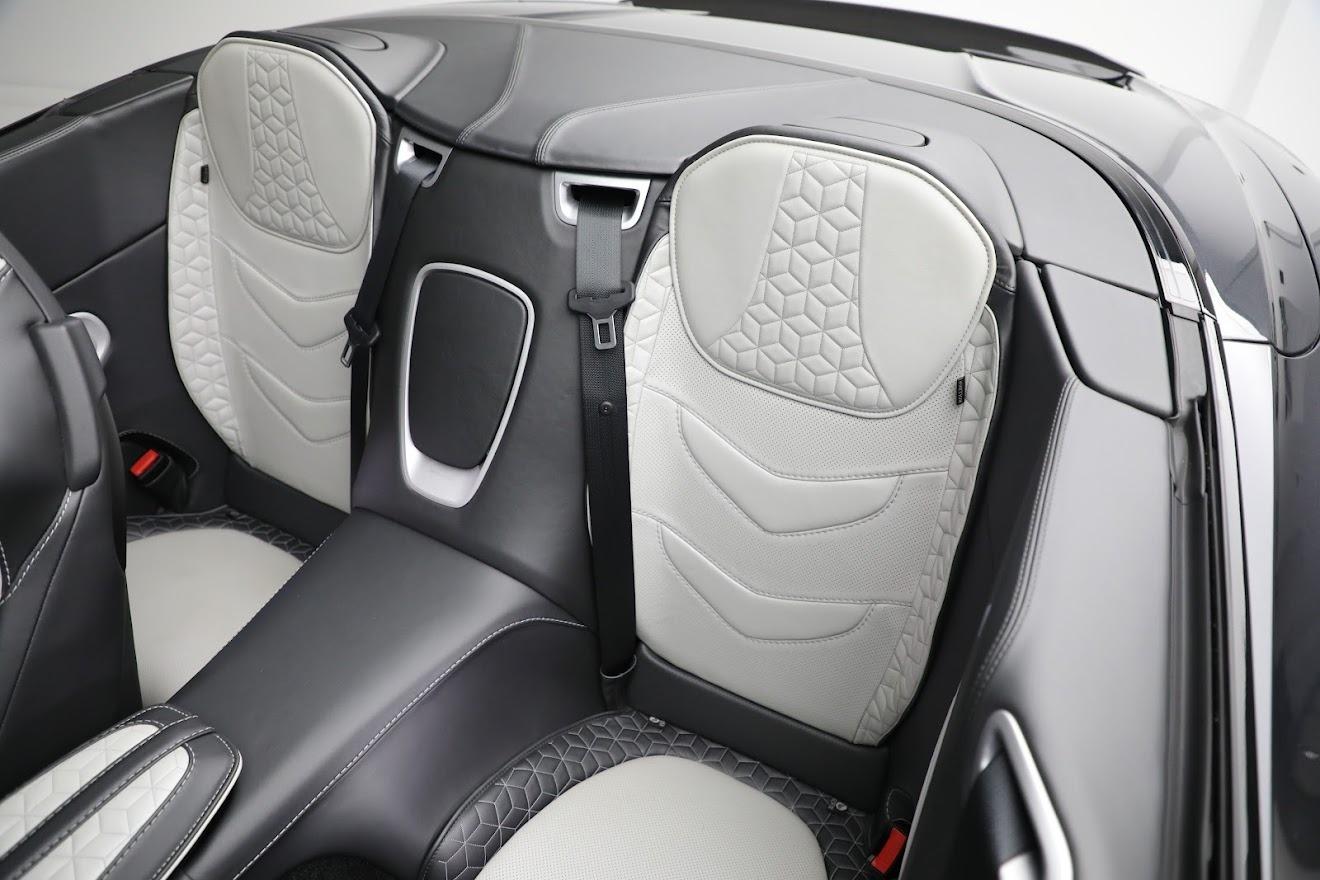 Pre Owned 2020 Aston Martin Dbs Superleggera Volante Convertible For Sale Miller Motorcars Stock A1461b