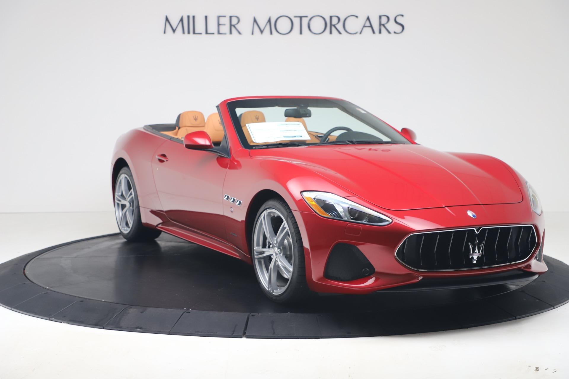 New 2019 Maserati GranTurismo Sport For Sale ($162,520)   Miller Motorcars Stock #W717