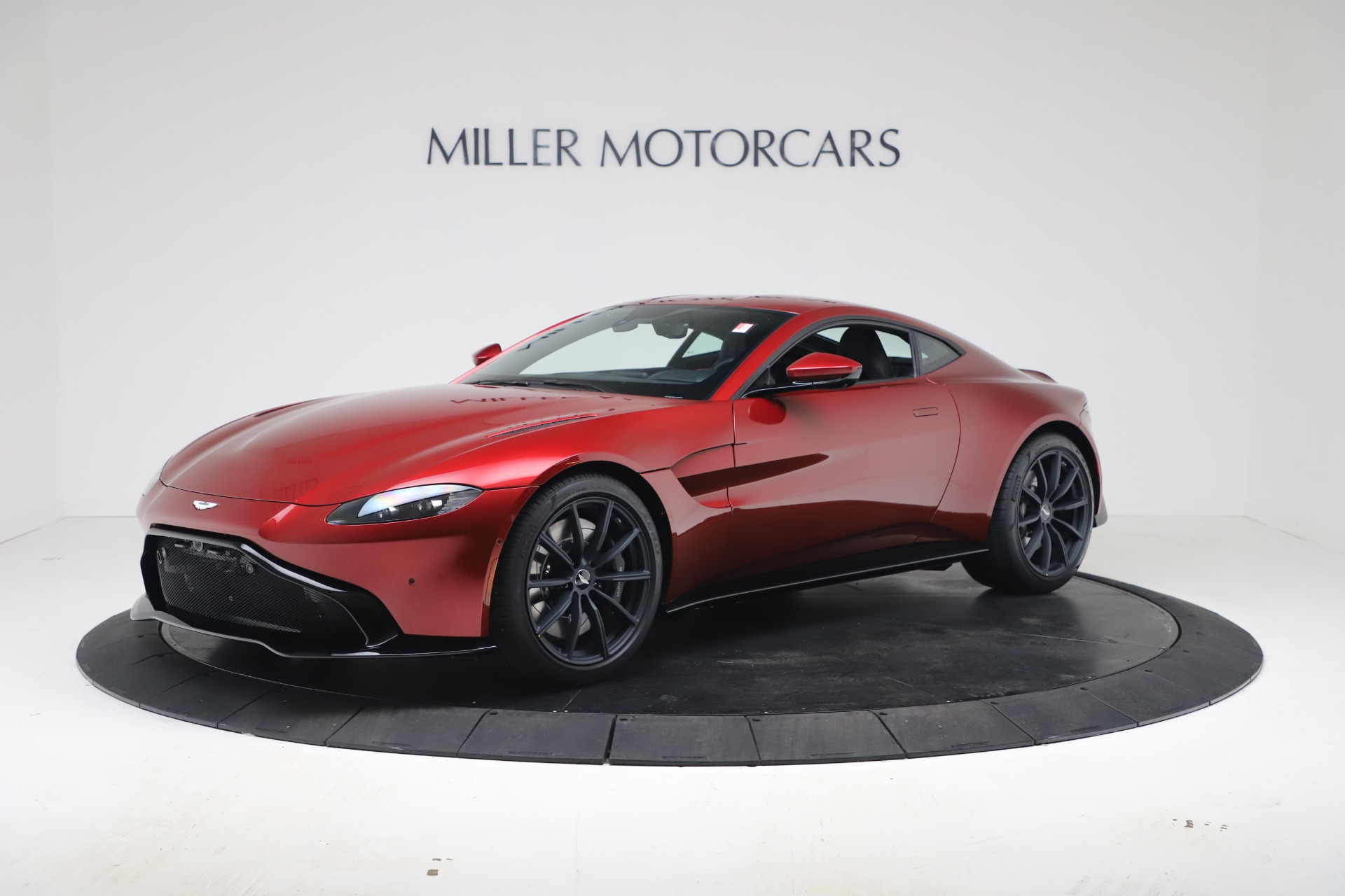 New 2020 Aston Martin Vantage Coupe For Sale 195 459 Miller Motorcars Stock A1419