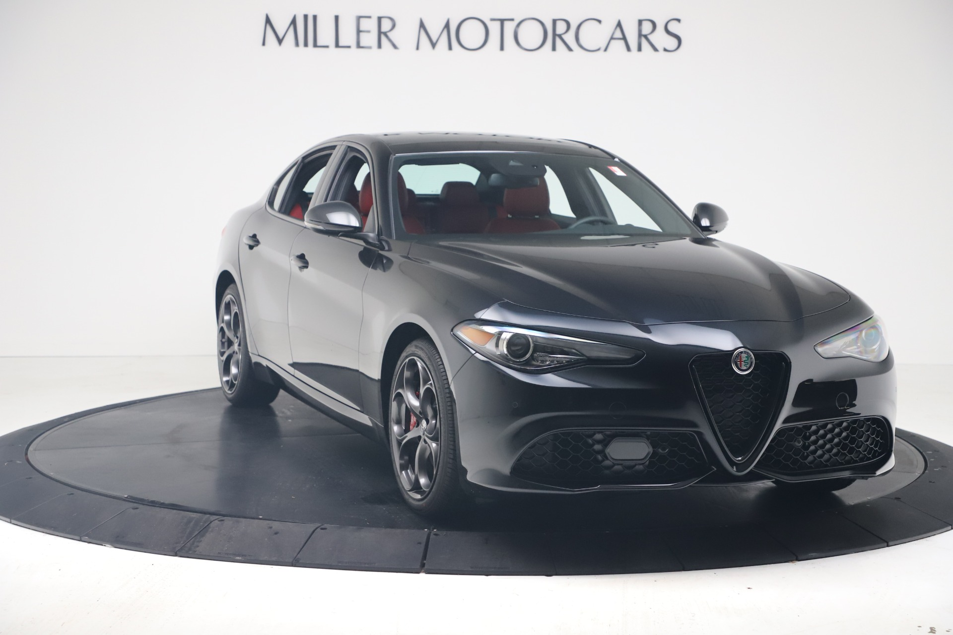 New 2020 Alfa Romeo Giulia Ti Sport Q4 For Sale ($56,440 ...