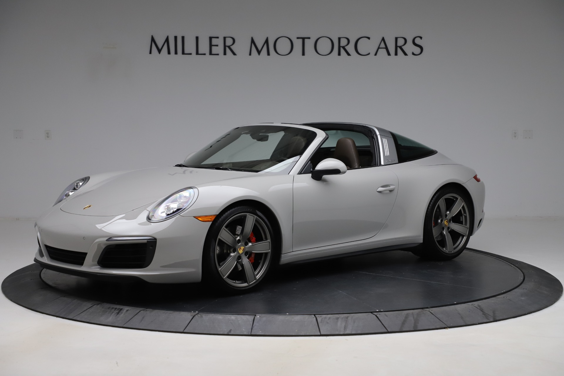 Pre Owned 2018 Porsche 911 Targa 4s For Sale Miller Motorcars Stock 7725