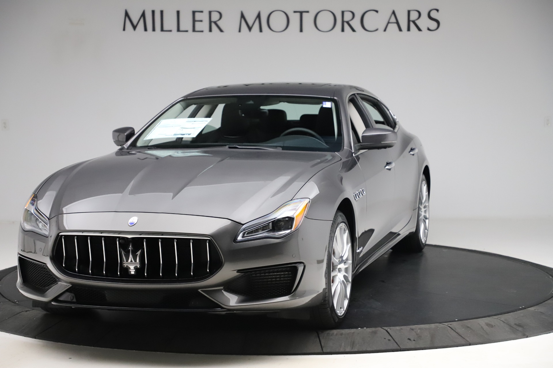 2020 Maserati Quattroportes Model