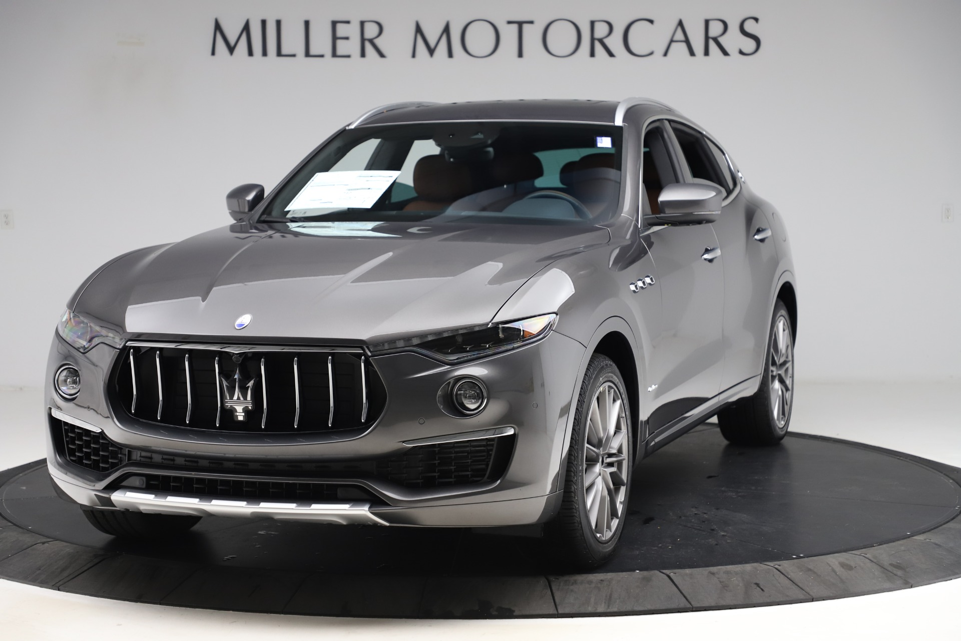 New 2020 Maserati Levante Q4 GranLusso | Greenwich, CT