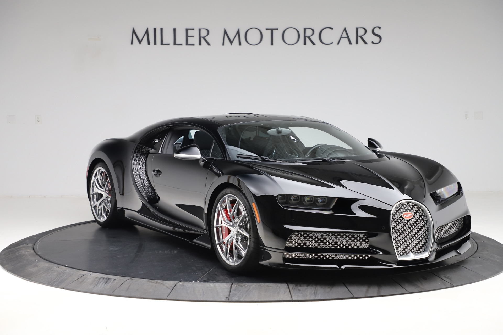 Pre Owned 2020 Bugatti Chiron Sport For Sale Miller Motorcars Stock 7757c