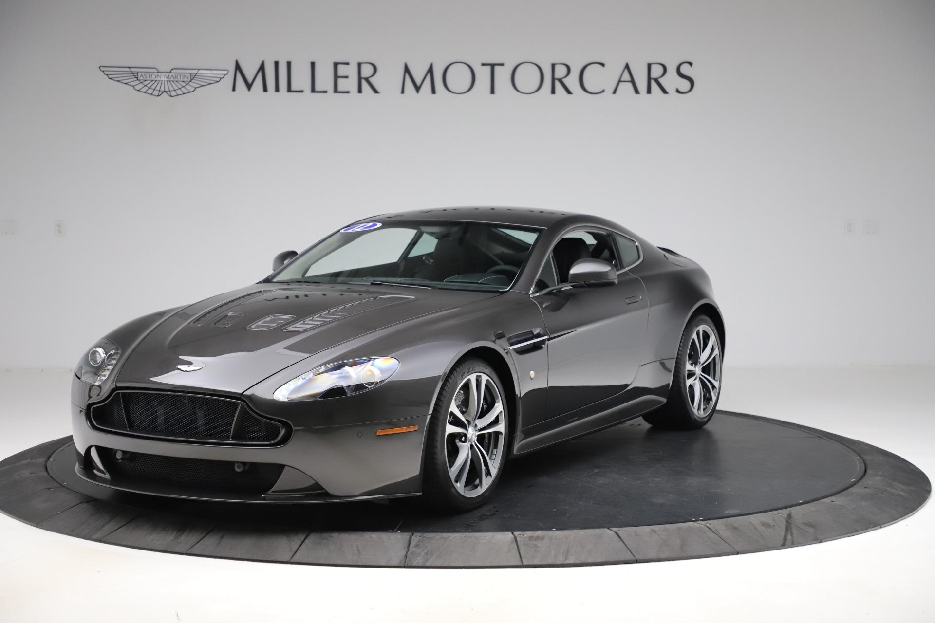 Pre Owned 2012 Aston Martin V12 Vantage Coupe For Sale 115 900 Miller Motorcars Stock 7775