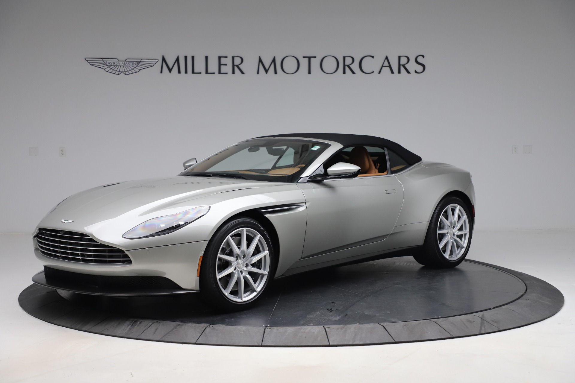 Pre Owned 2020 Aston Martin Db11 Volante Convertible For Sale Miller Motorcars Stock 7767