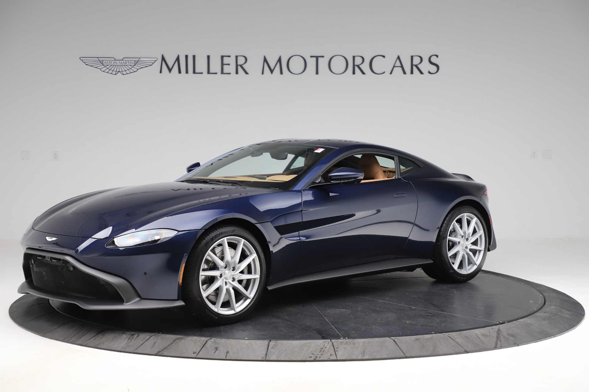 Pre Owned 2020 Aston Martin Vantage Coupe For Sale Miller Motorcars Stock A1472b