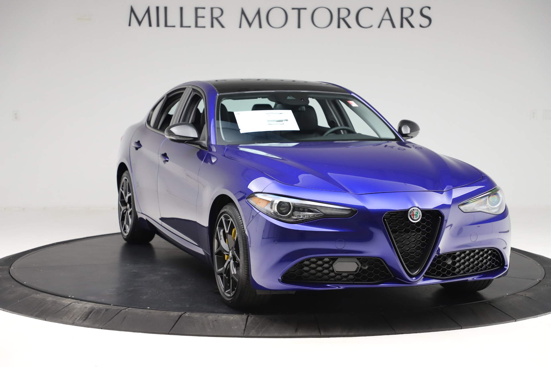 New 2020 Alfa Romeo Giulia Ti Q4 For Sale 51 145 Miller Motorcars Stock L748