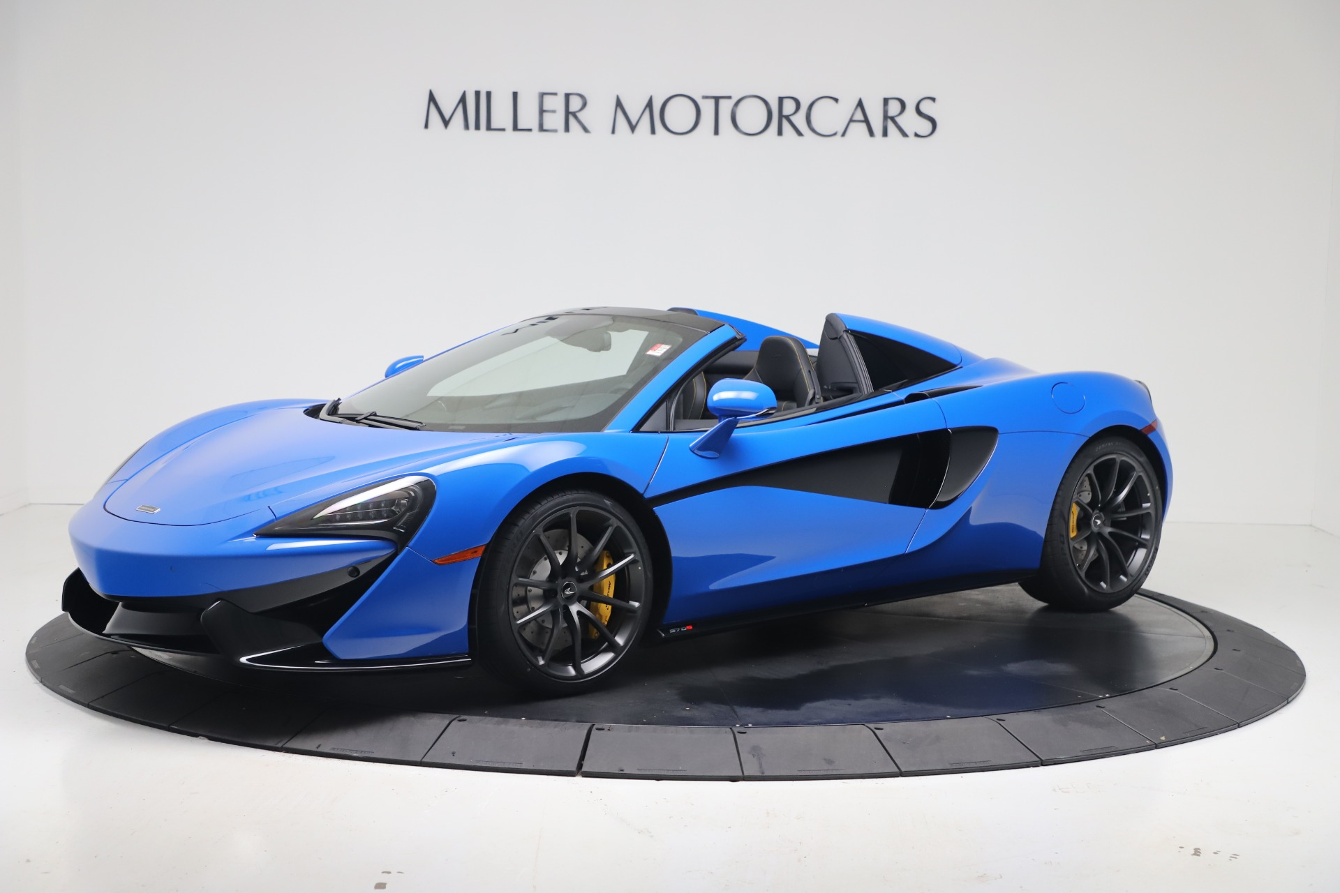 New 2020 McLaren 570S Spider Convertible | Greenwich, CT