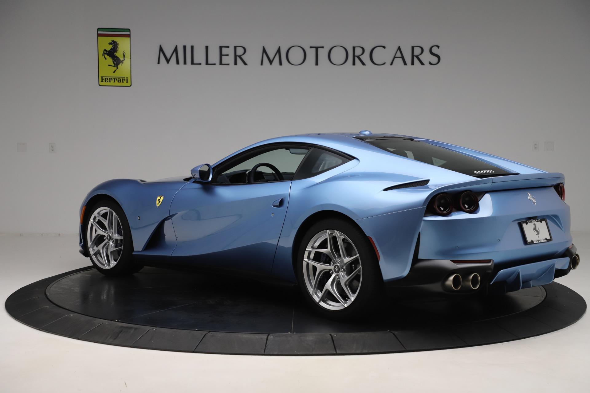 Pre-Owned 2020 Ferrari 812 Superfast For Sale ()   Miller ...