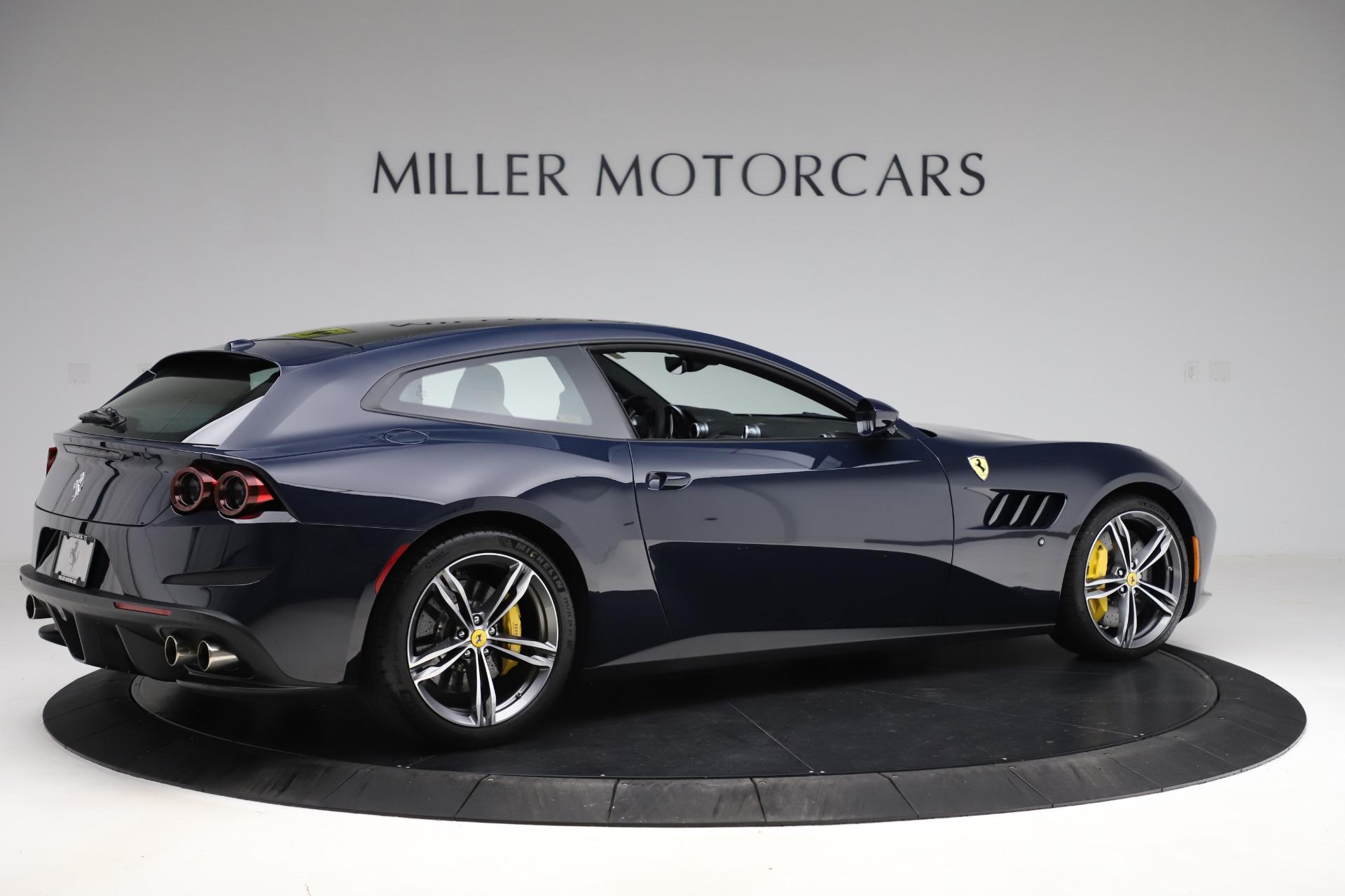 Pre Owned 2020 Ferrari Gtc4lusso For Sale Miller Motorcars Stock F2035b
