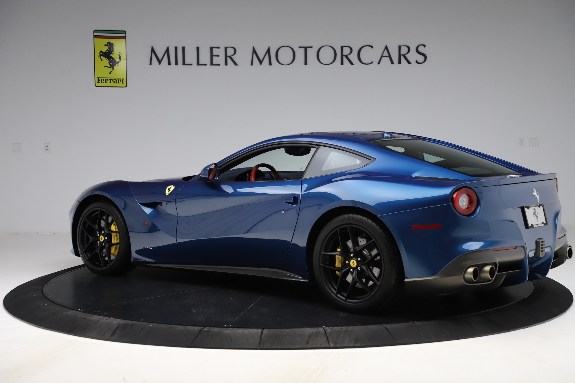 Pre Owned 2015 Ferrari F12 Berlinetta For Sale Miller Motorcars Stock 4673