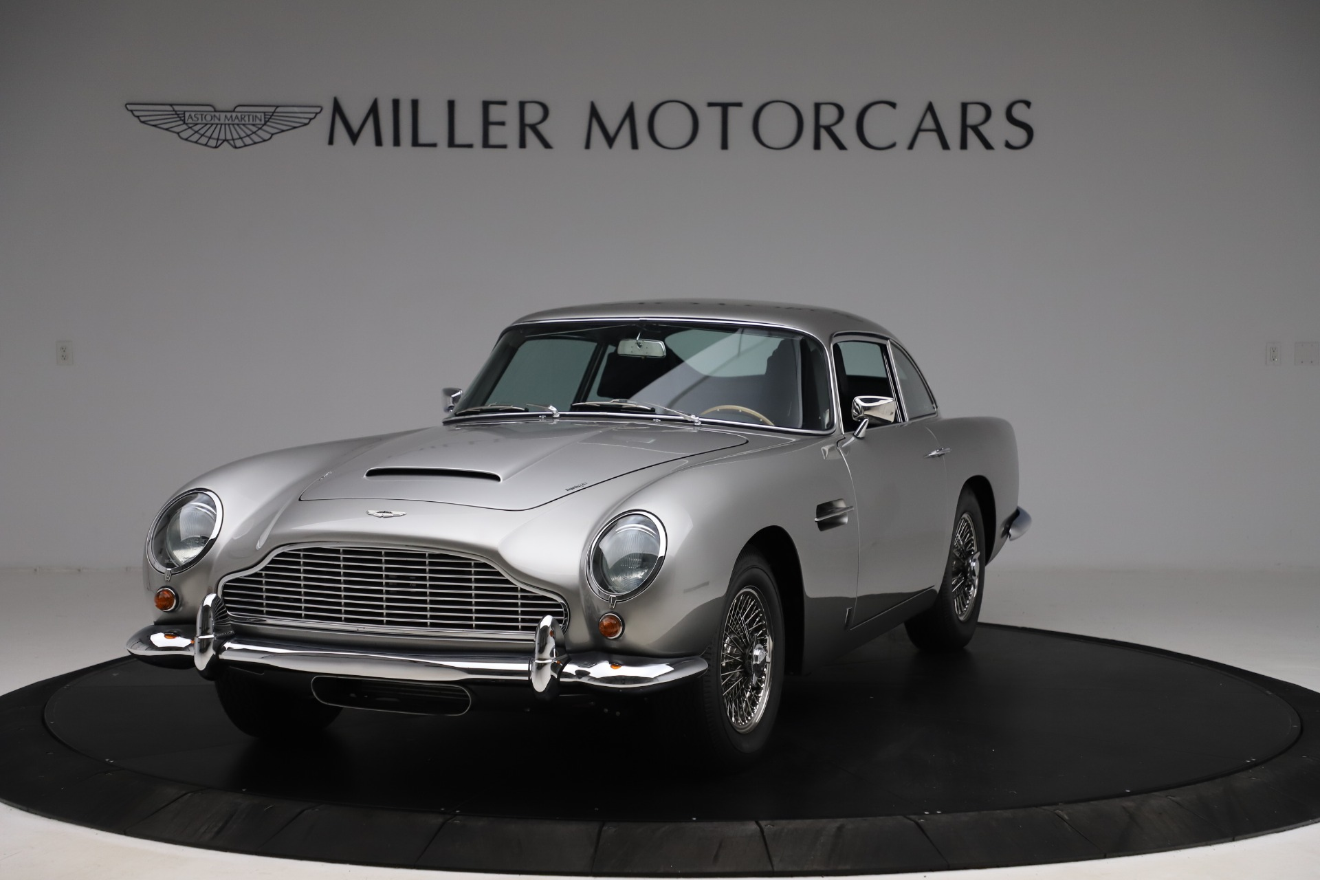 Pre Owned 1964 Aston Martin Db5 For Sale Miller Motorcars Stock 7797c