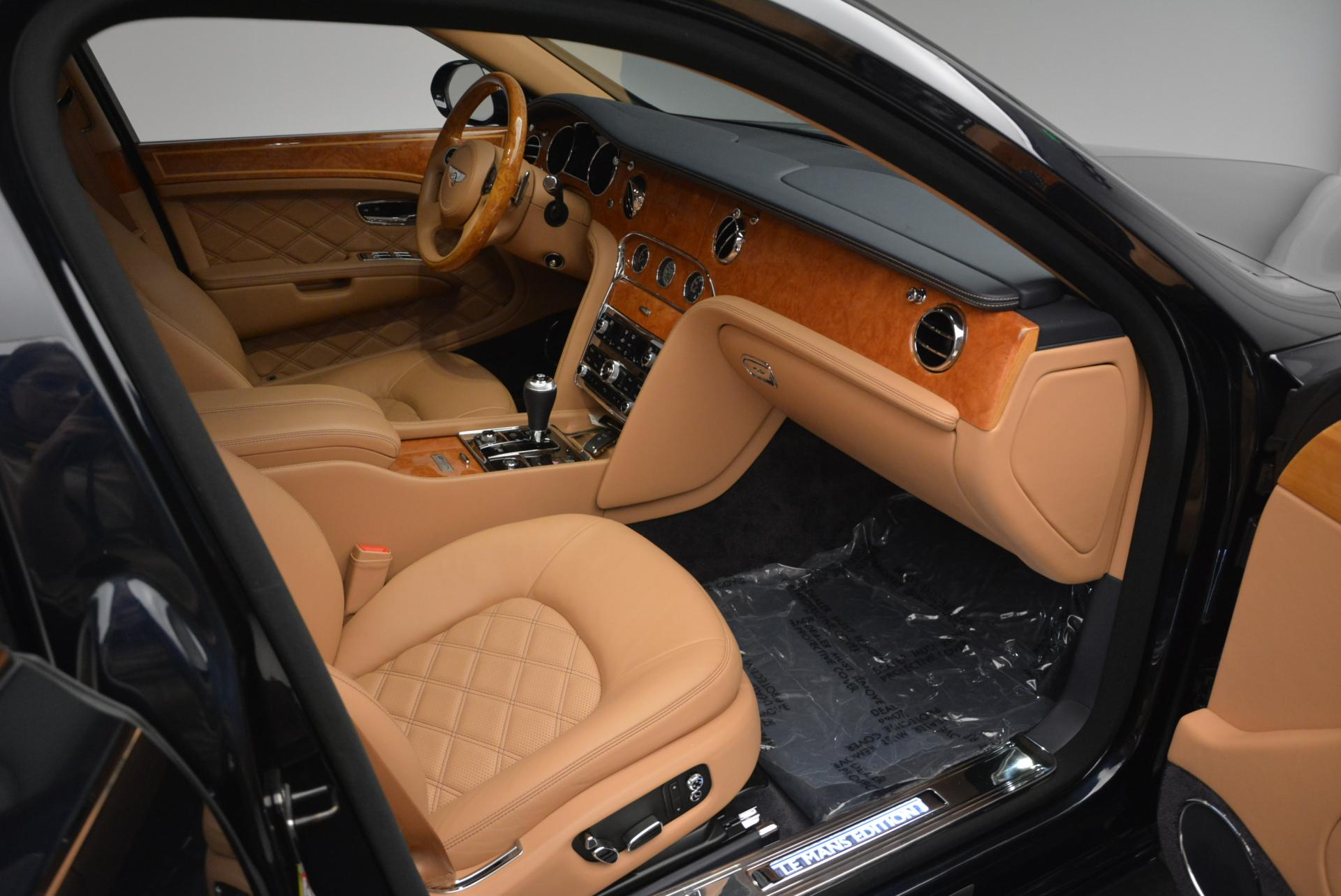 Used-2013-Bentley-Mulsanne-Le-Mans-Edition--Number-1-of-48