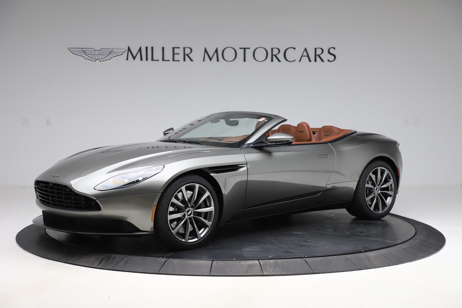 New 2020 Aston Martin Db11 Volante Convertible For Sale 264 266 Miller Motorcars Stock A1483