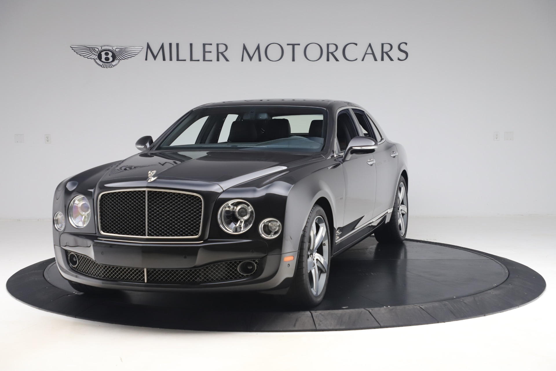 Pre Owned 2016 Bentley Mulsanne Speed For Sale Miller Motorcars Stock 7811