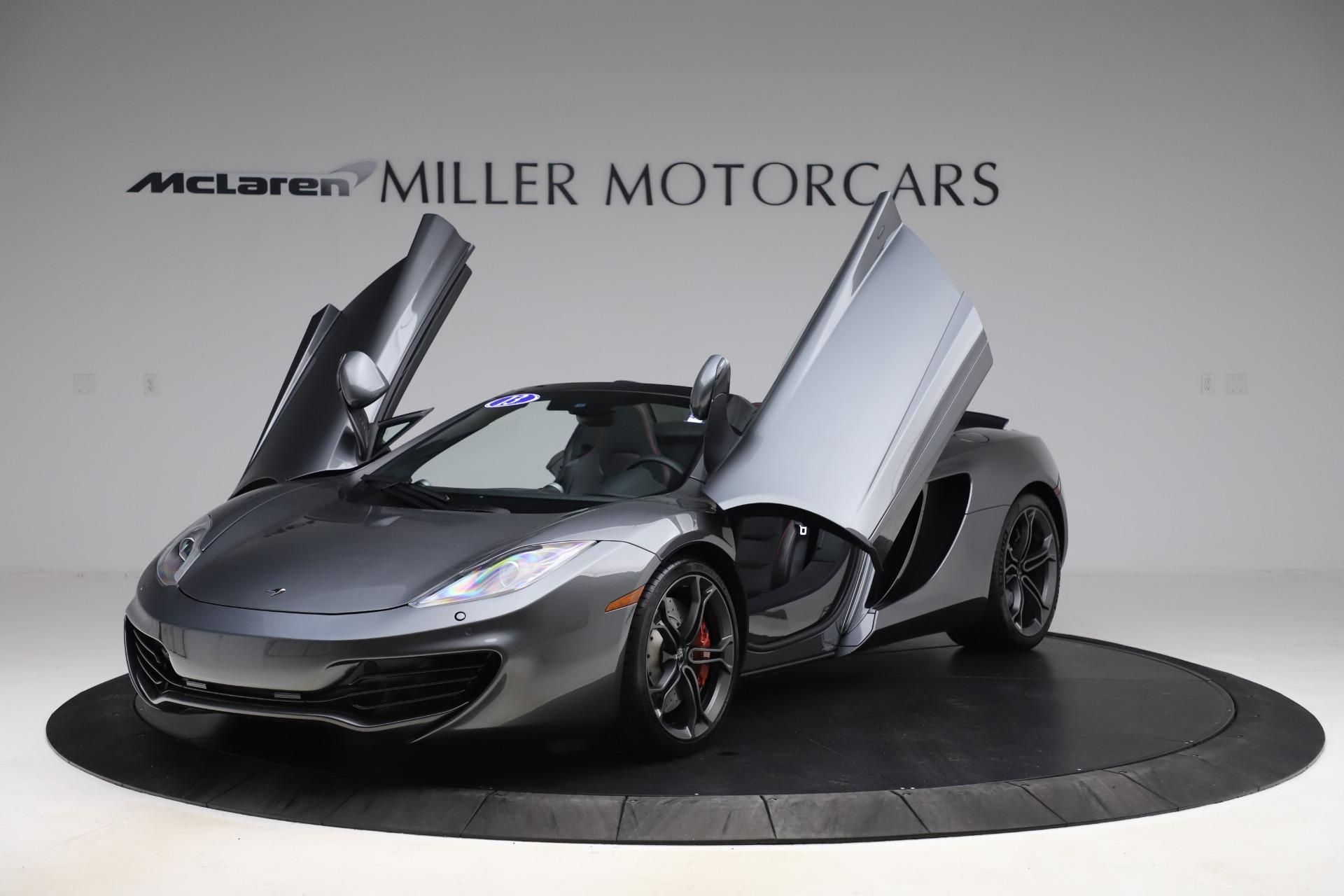 Used-2013-McLaren-MP4-12C-Spider-Convertible