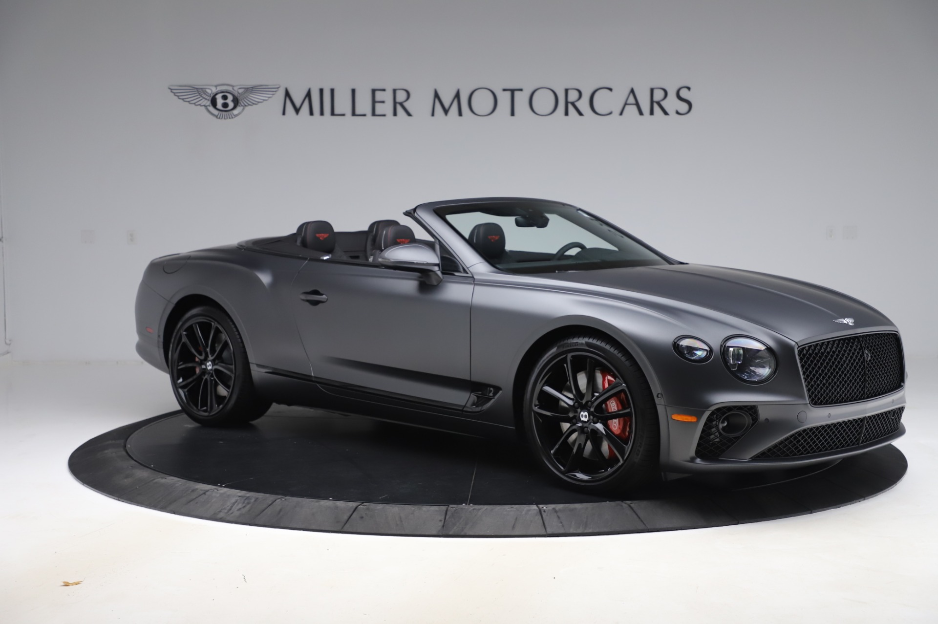 New 2020 Bentley Continental Gtc W12 For Sale Miller Motorcars Stock B1530