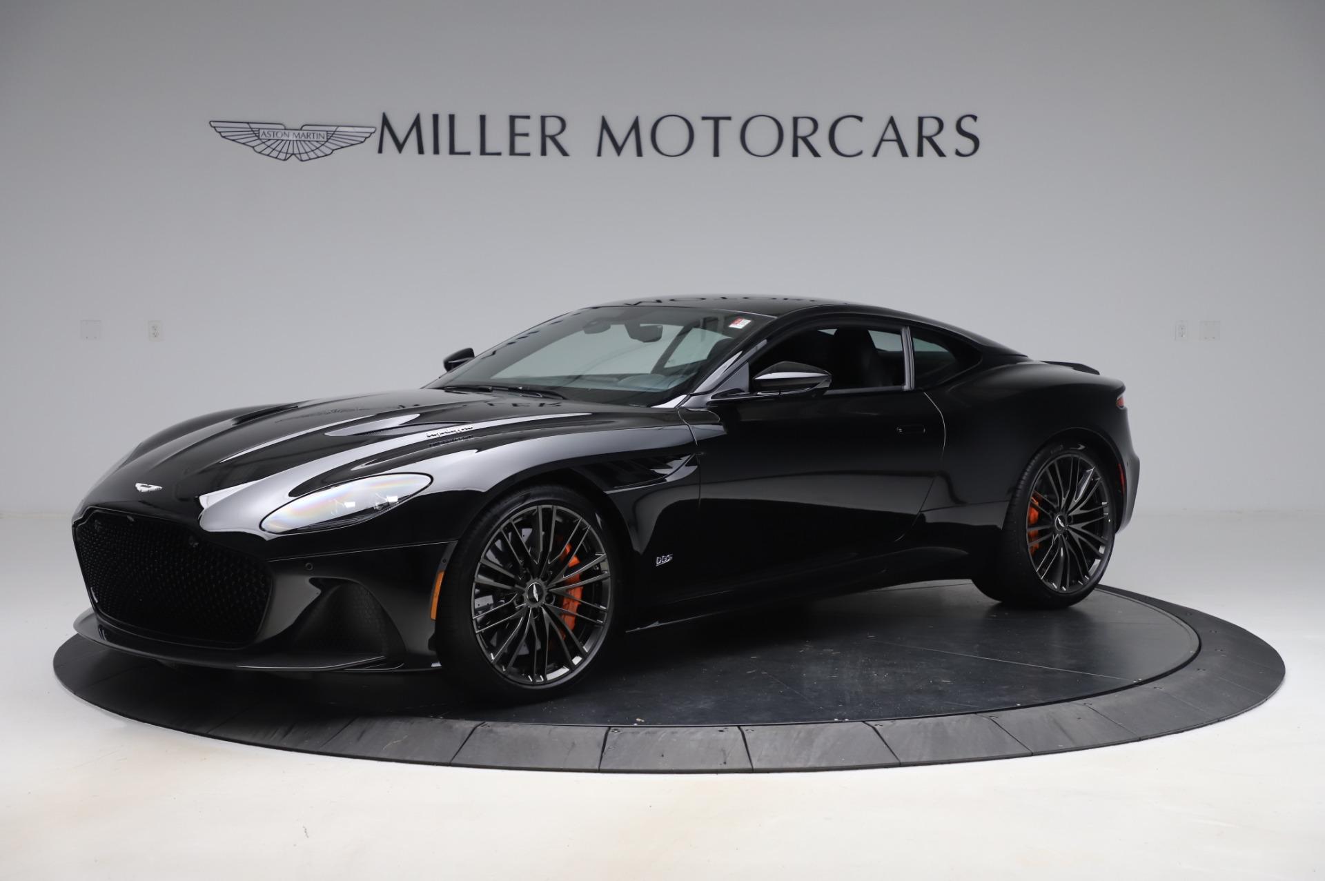 New 2020 Aston Martin Dbs Superleggera For Sale 328 786 Miller Motorcars Stock A1502
