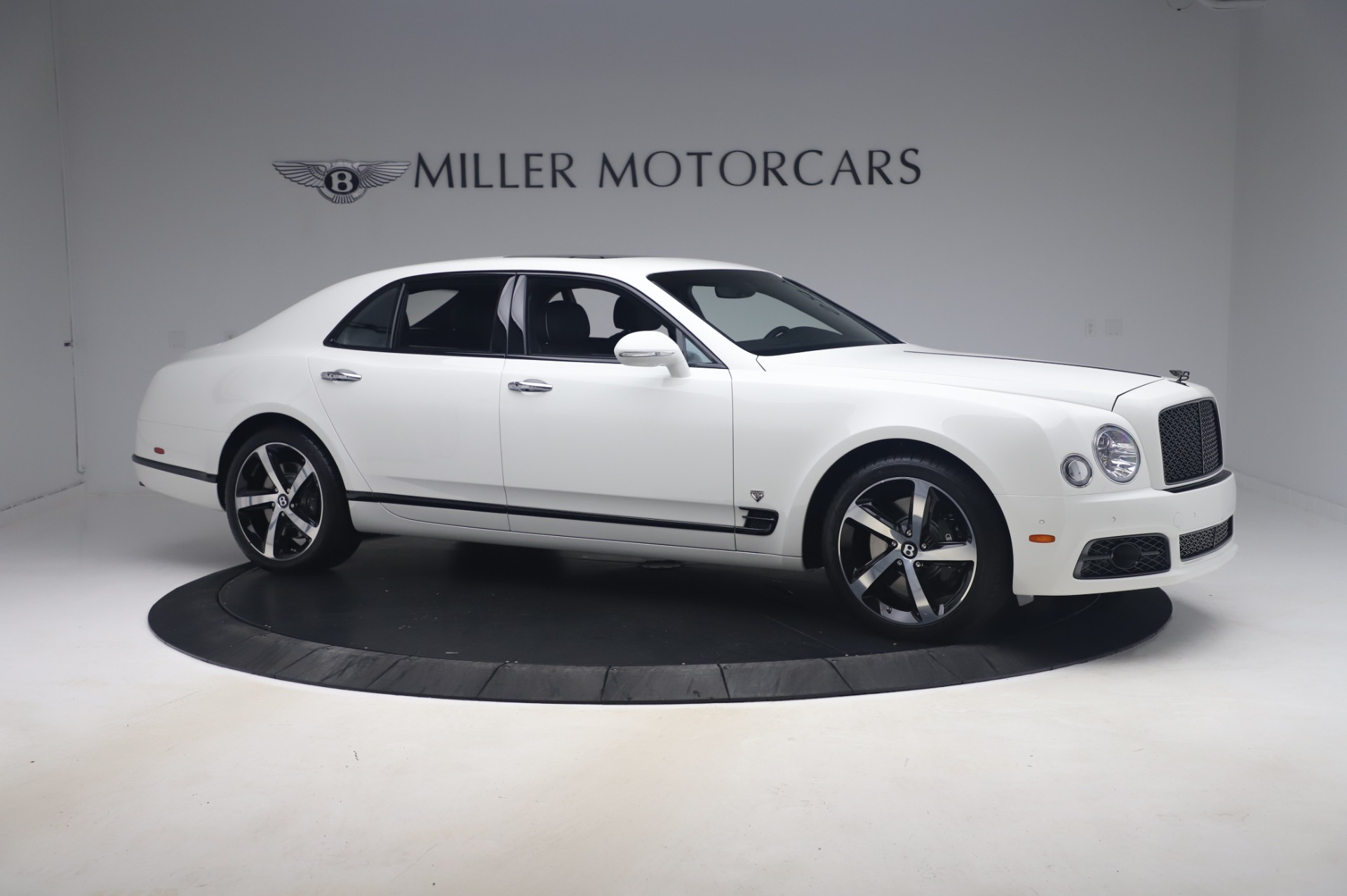 New 2020 Bentley Mulsanne 6 75 Edition By Mulliner For Sale 423 065 Miller Motorcars Stock B1521