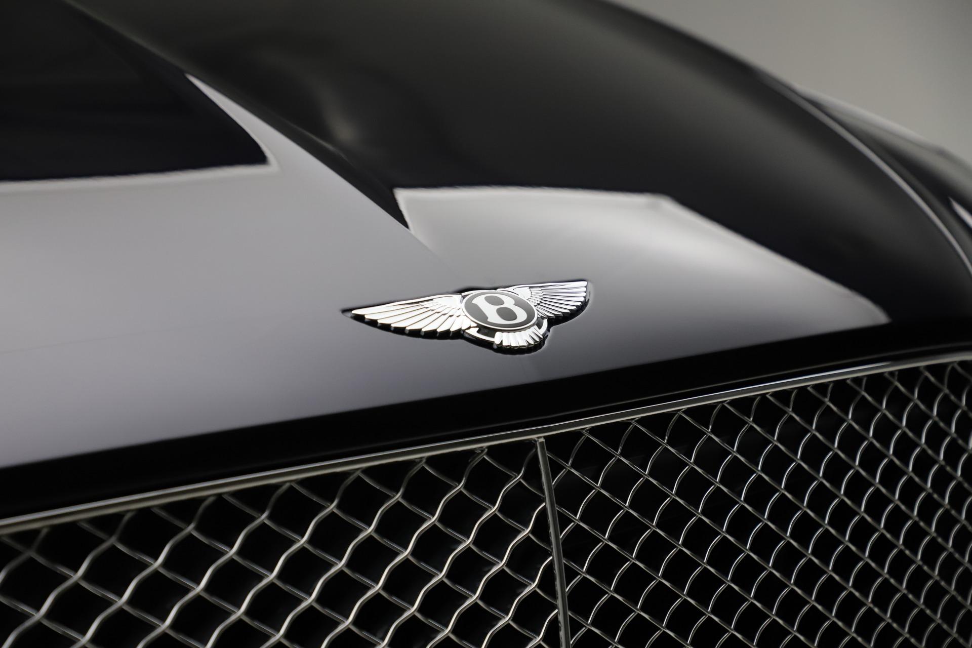 New 2021 Bentley Bentayga V8 For Sale Miller Motorcars Stock B1544