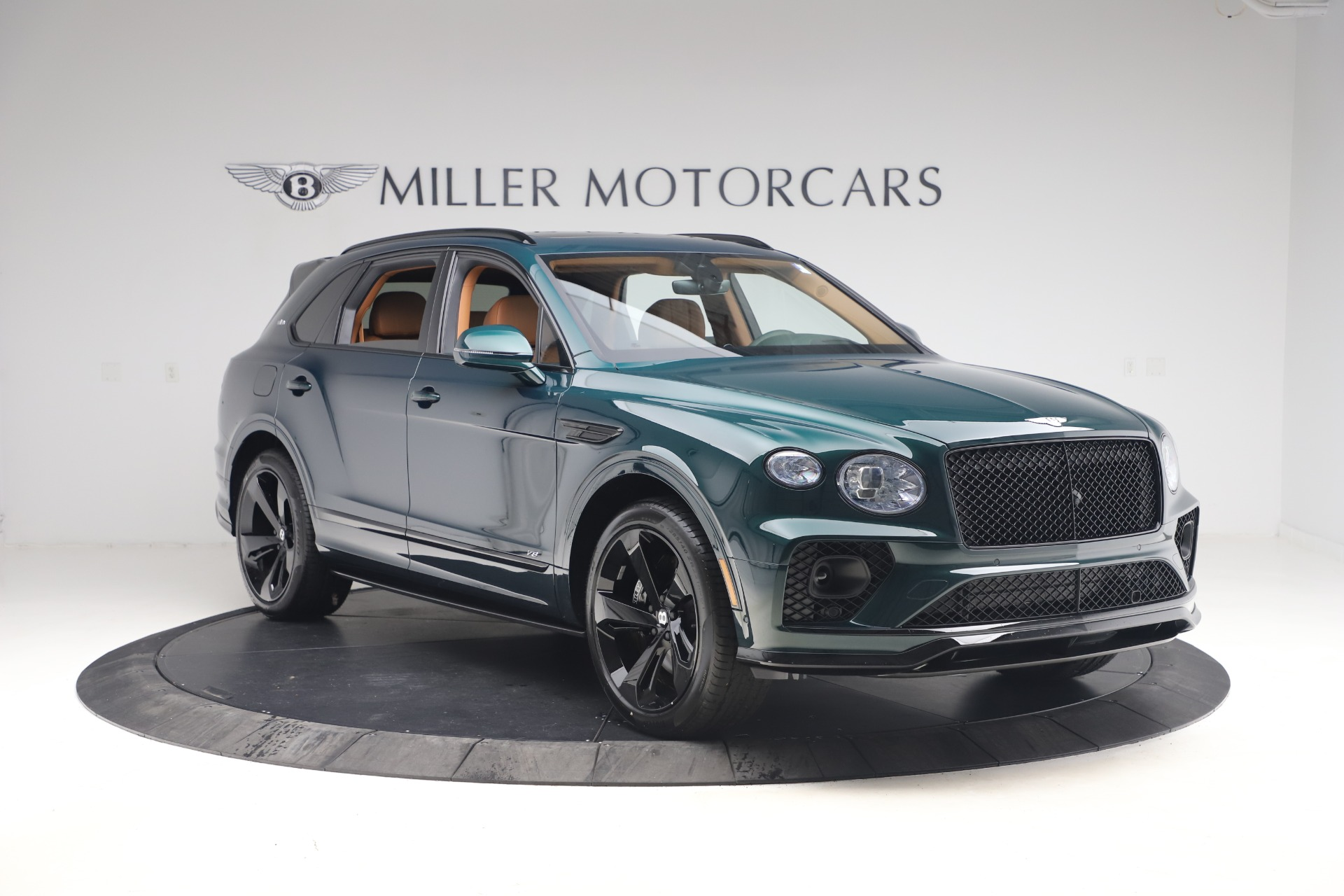 New 2021 Bentley Bentayga V8 First Edition For Sale Miller Motorcars Stock B1553