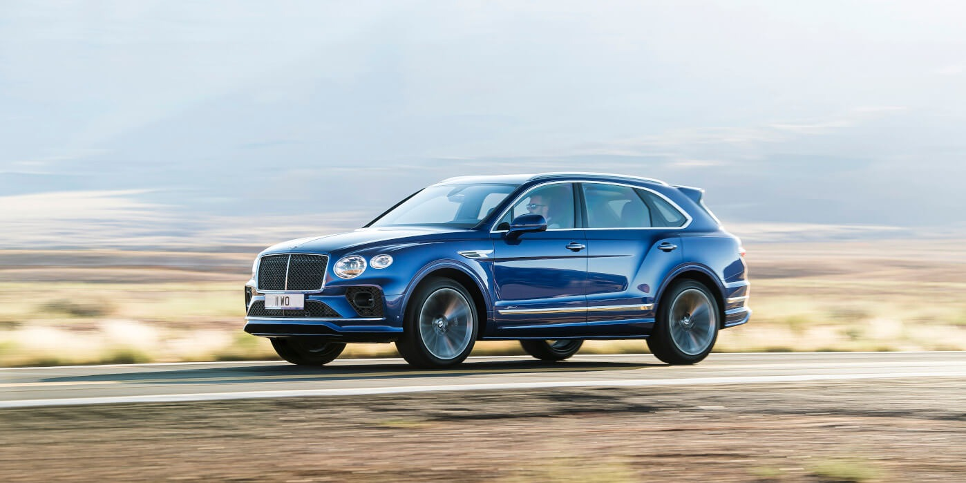 New 2021 Bentley Bentayga Speed For Sale Miller Motorcars Stock 2021bentaygaspeed