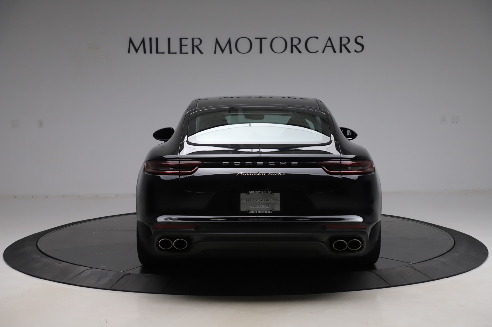 Pre Owned 2017 Porsche Panamera Turbo For Sale Miller Motorcars Stock B1514a