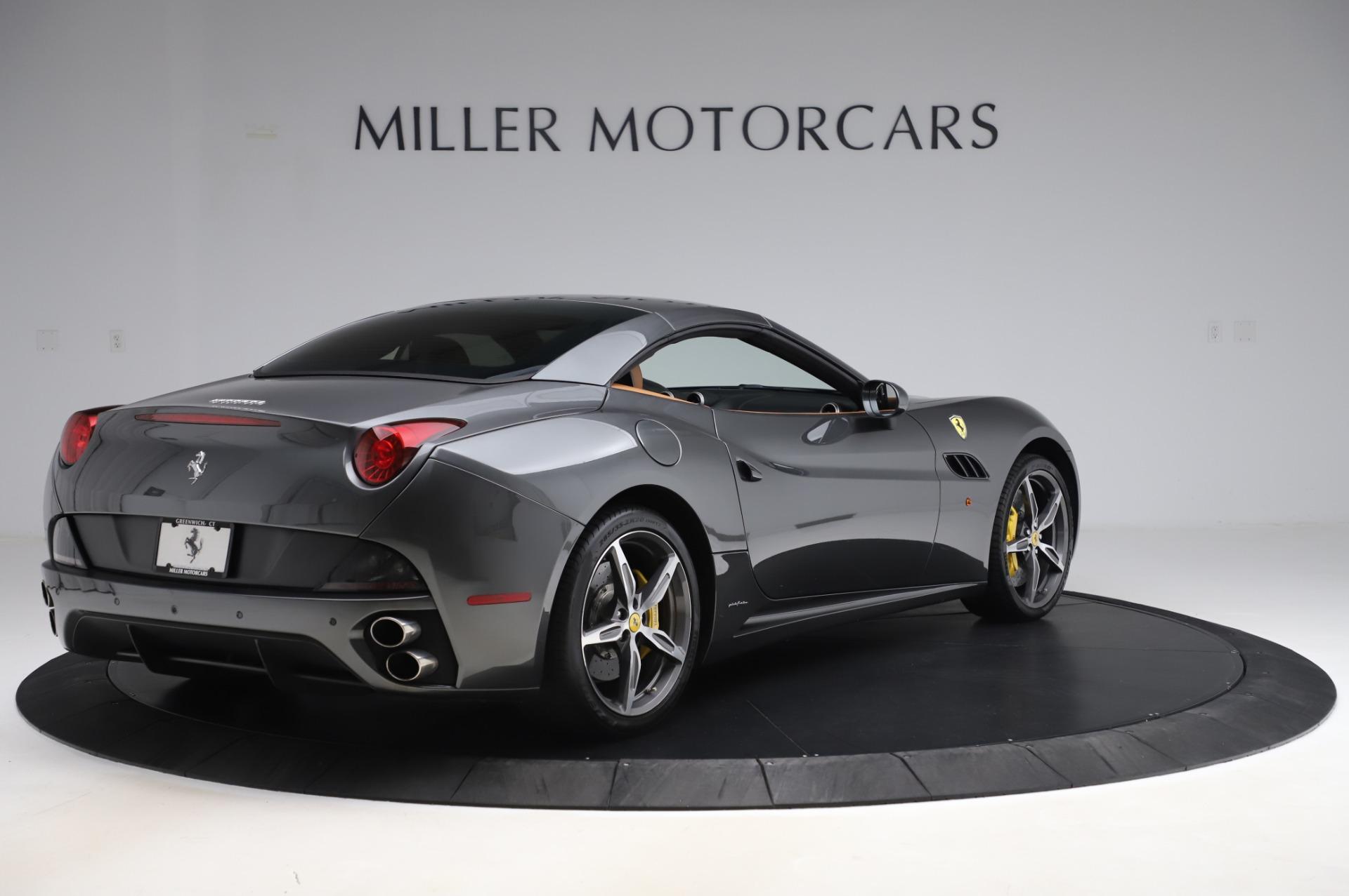 Pre-Owned 2014 Ferrari California 30 For Sale () | Miller ...