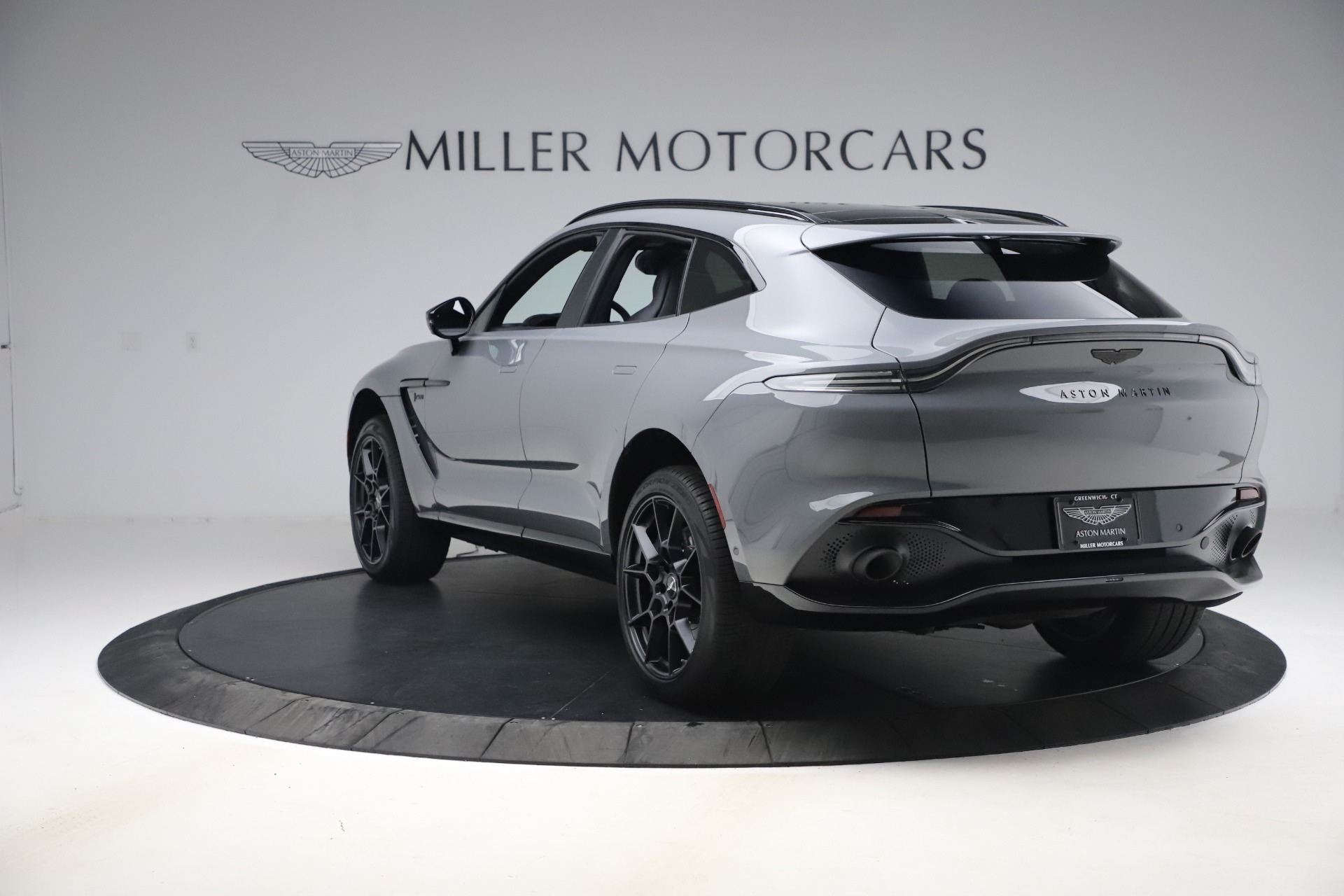 New 2021 Aston Martin Dbx For Sale 194 486 Miller Motorcars Stock A1535