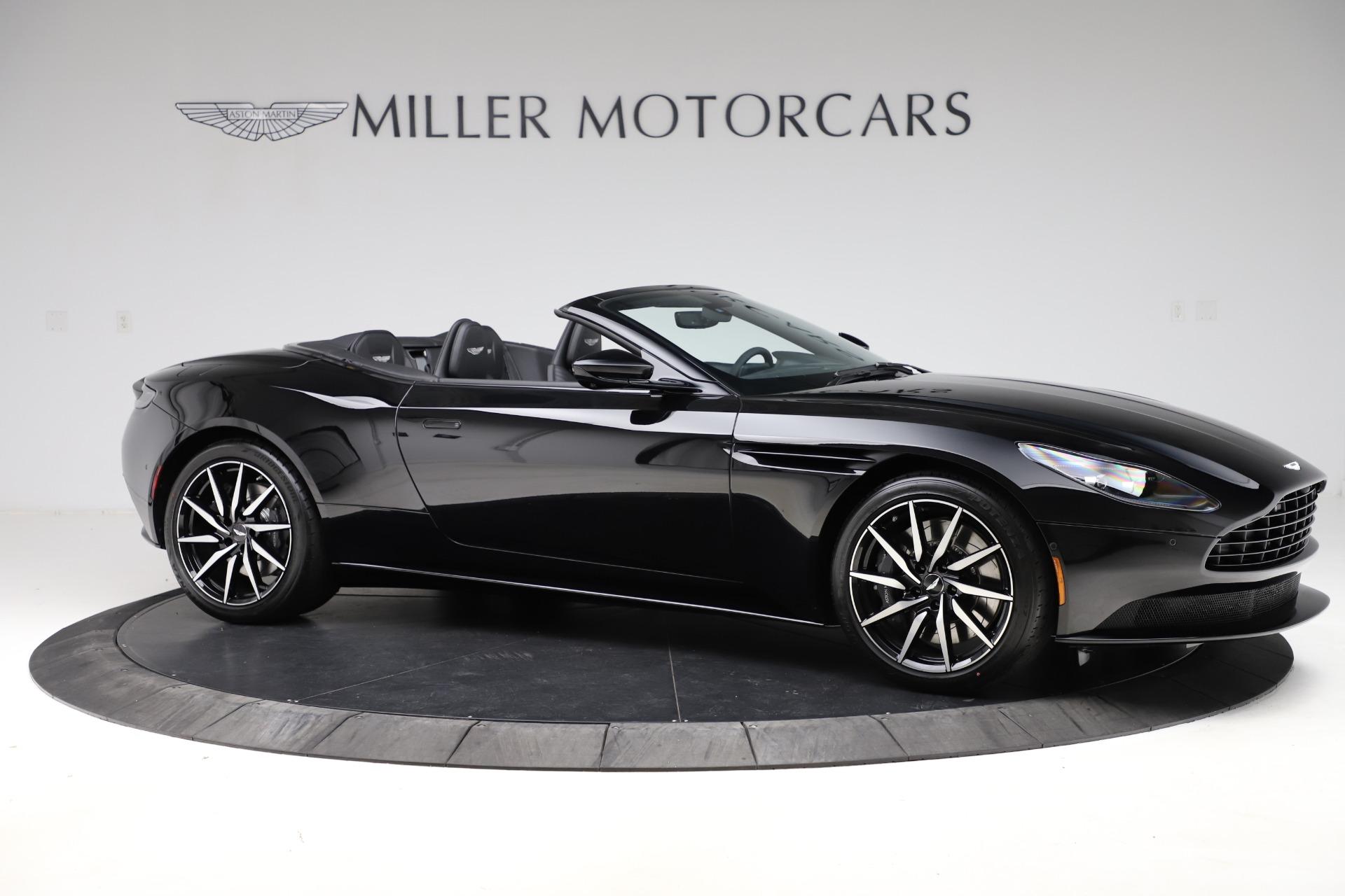 New 2021 Aston Martin Db11 Volante For Sale 254 416 Miller Motorcars Stock A1512