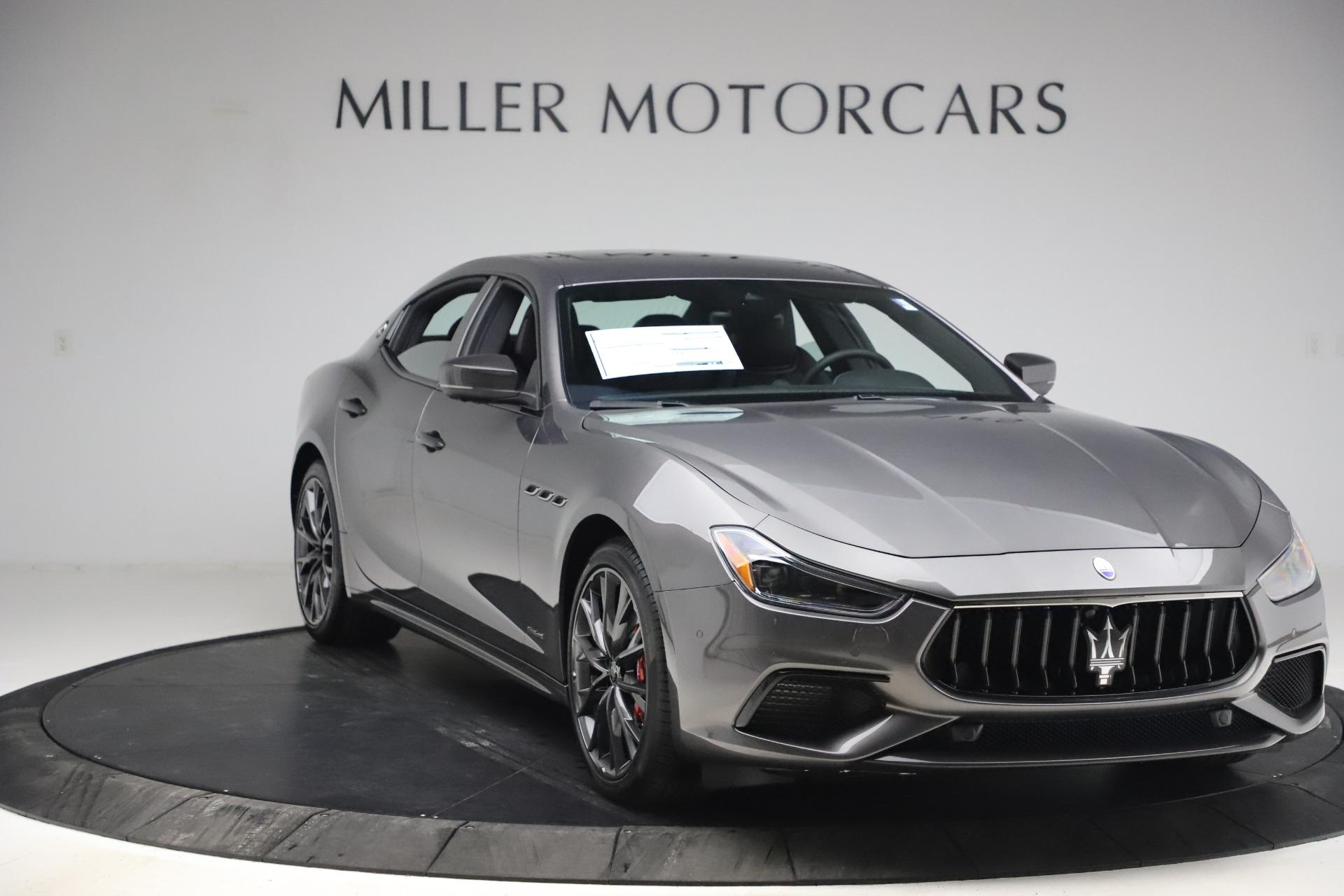 New 2021 Maserati Ghibli S Q4 GranSport For Sale ...