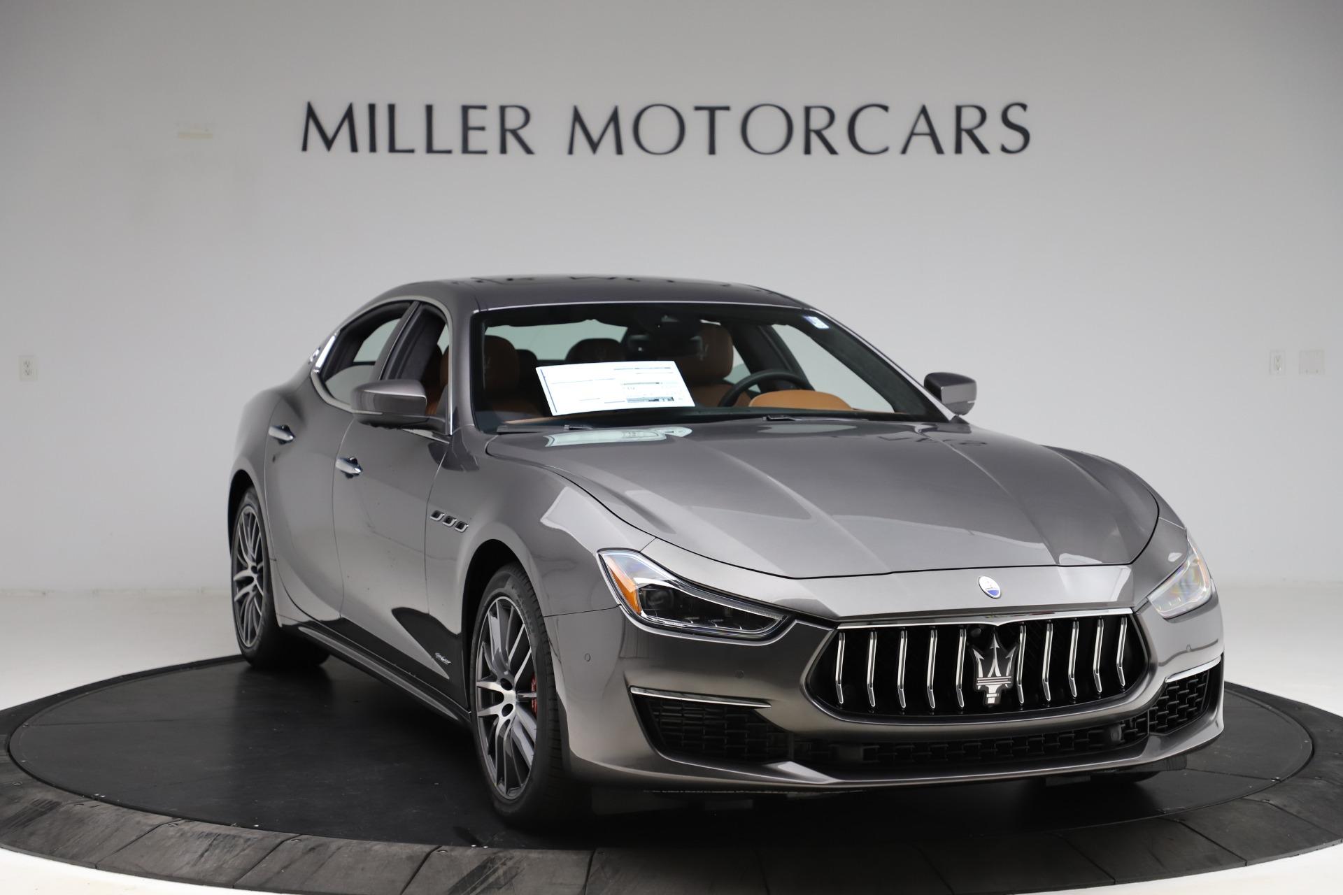 New 2021 Maserati Ghibli S Q4 GranLusso For Sale ...