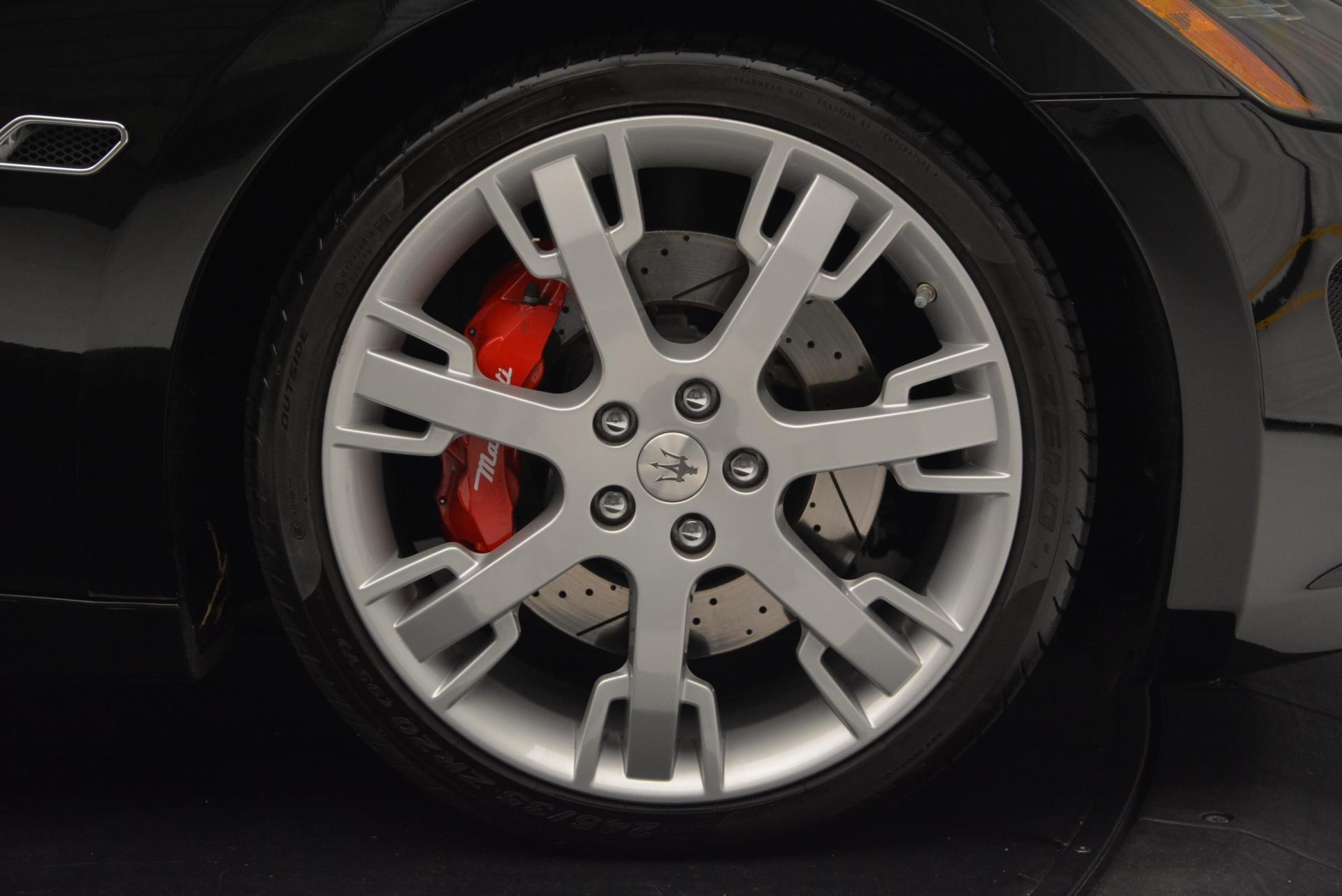 Used-2013-Maserati-GranTurismo-Sport