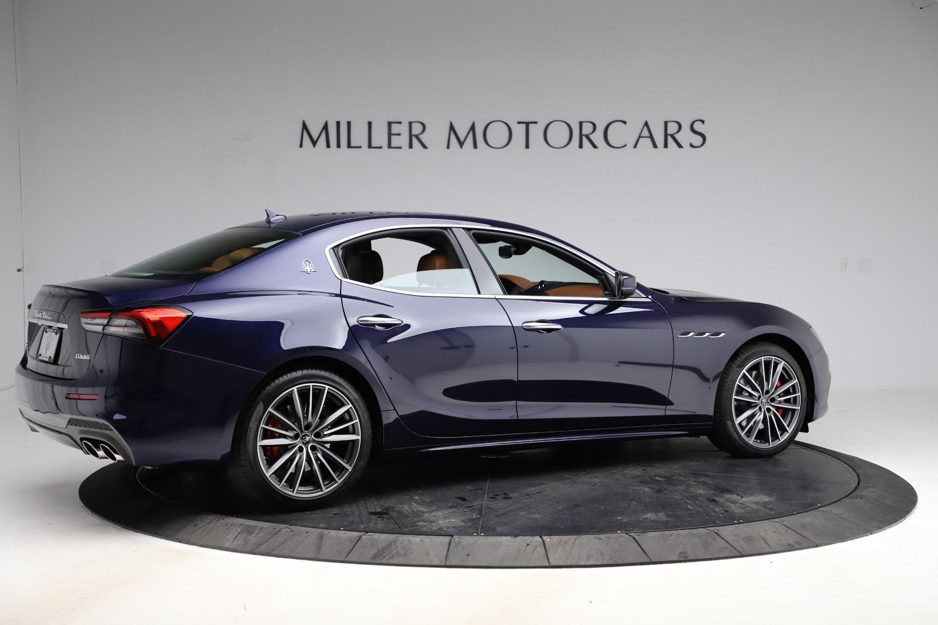 New 2021 Maserati Ghibli S Q4 For Sale ($90,925) | Miller ...