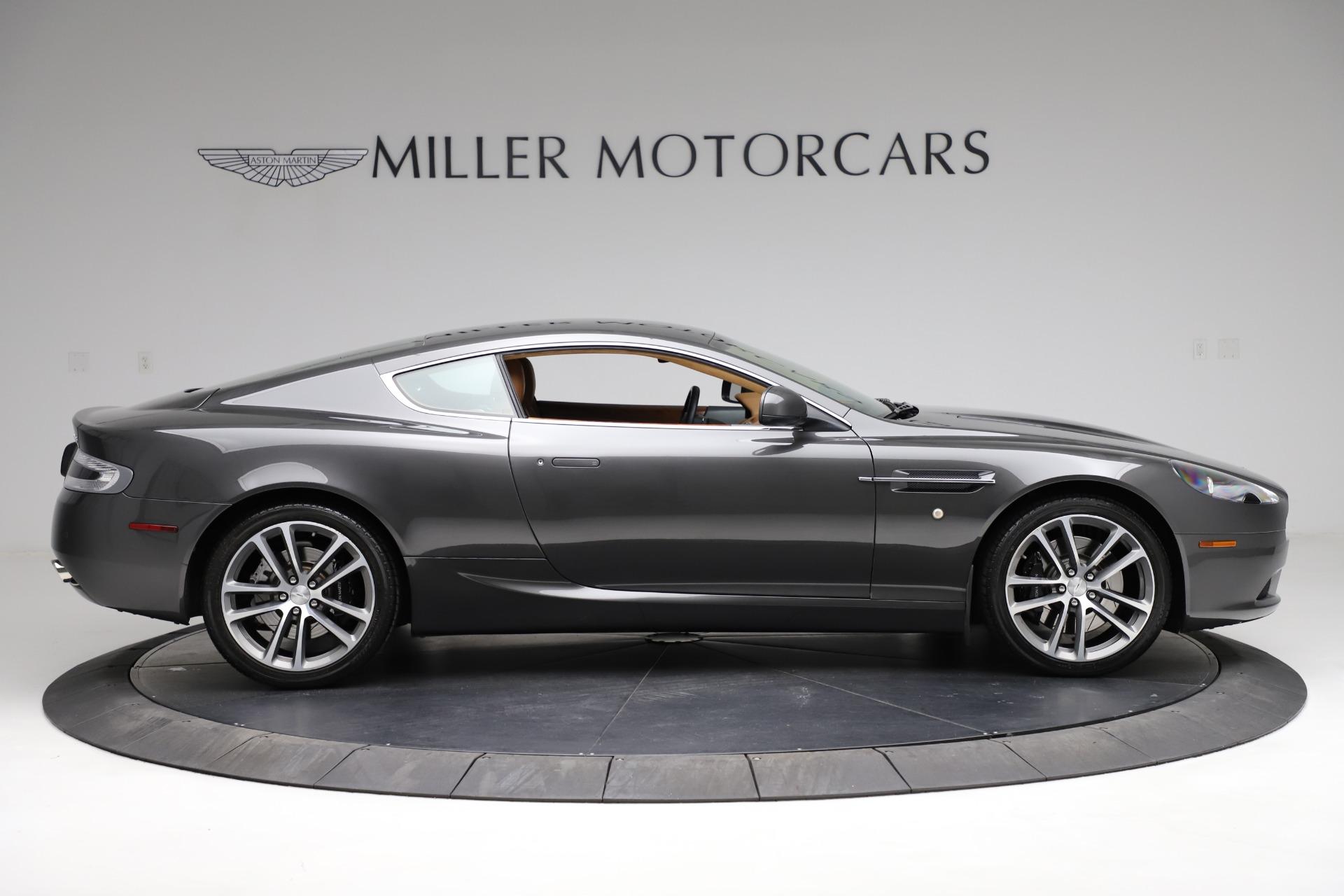 Pre Owned 2012 Aston Martin Db9 For Sale Miller Motorcars Stock 8058