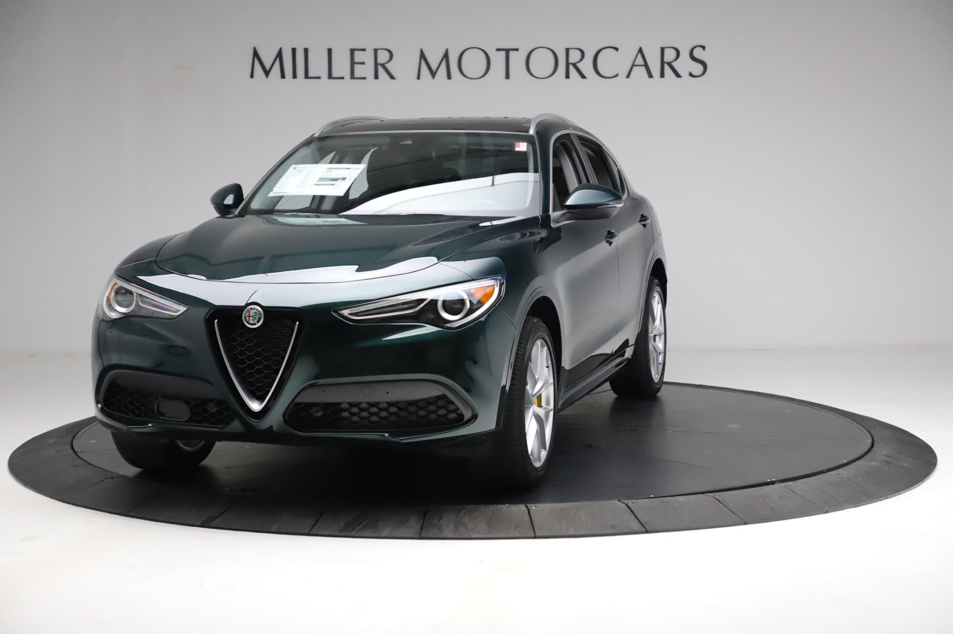 New 2021 Alfa Romeo Stelvio Ti Q4 | Greenwich, CT