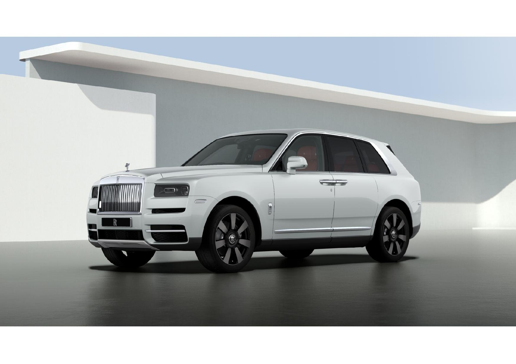 New 2021 Rolls-Royce Cullinan  | Greenwich, CT