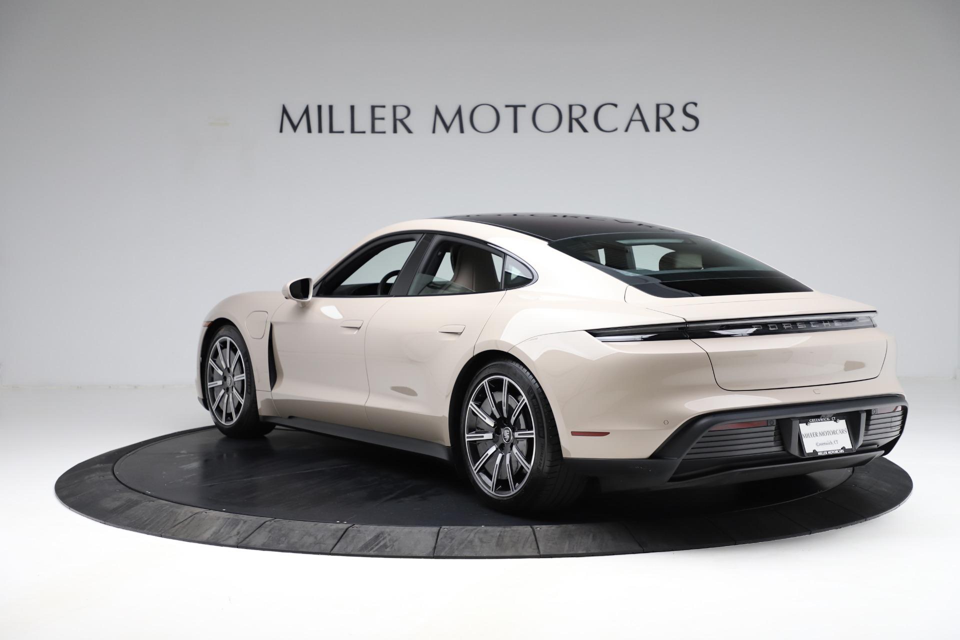 Used-2021-Porsche-Taycan-4S