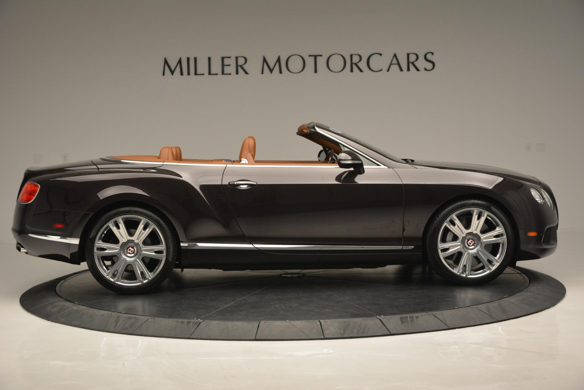 Used-2013-Bentley-Continental-GTC-V8