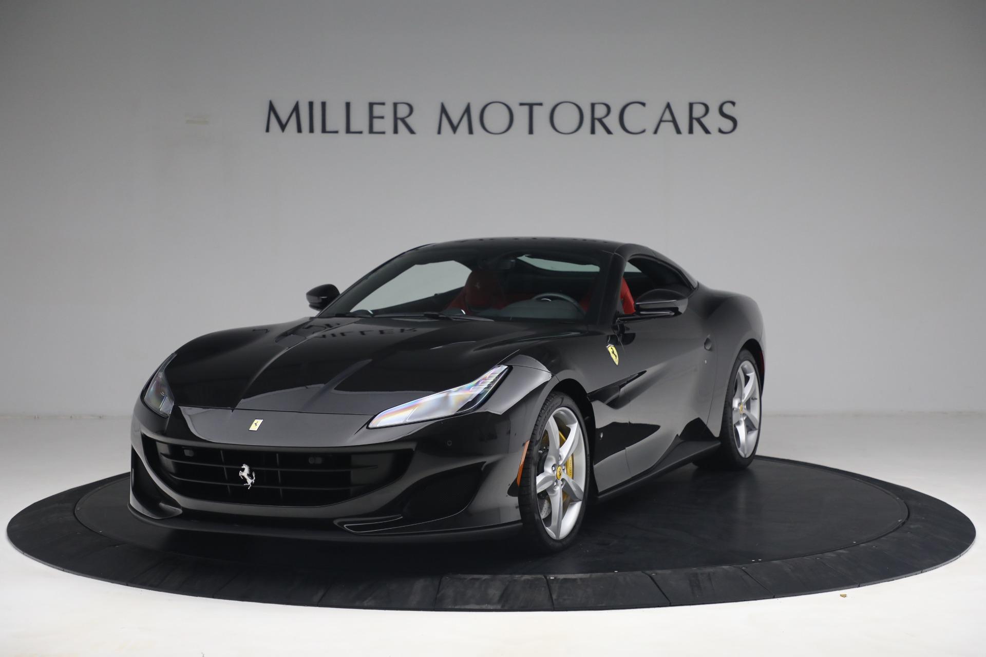 Used-2019-Ferrari-Portofino