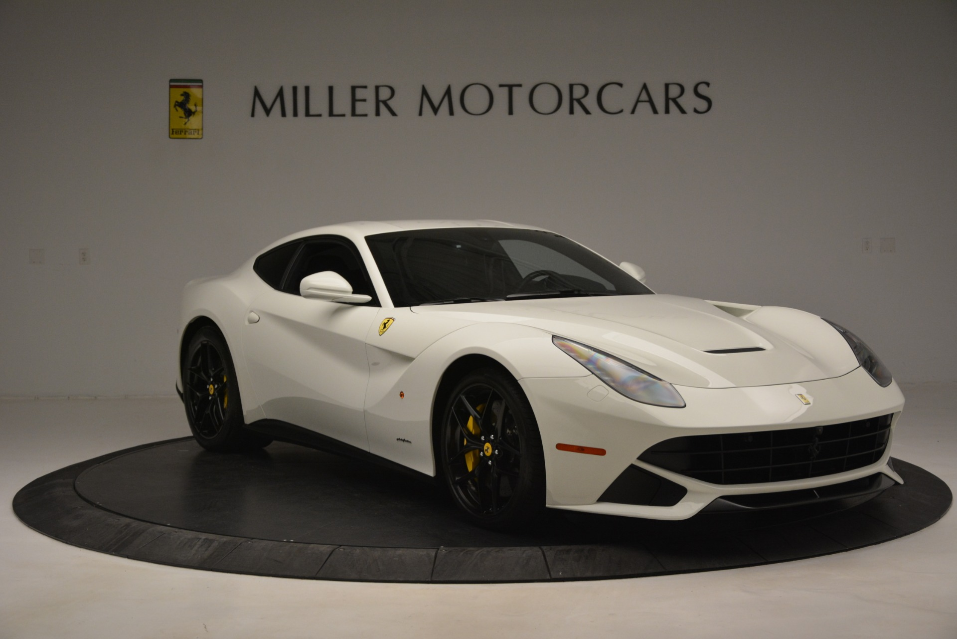 Pre Owned 2015 Ferrari F12 Berlinetta For Sale Miller Motorcars Stock 4549