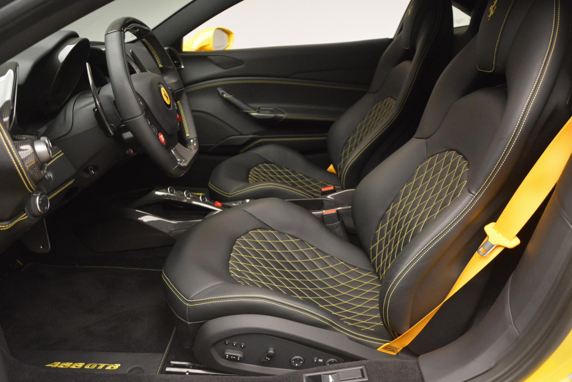 Pre Owned 2016 Ferrari 488 Gtb For Sale Miller Motorcars Stock F1741a