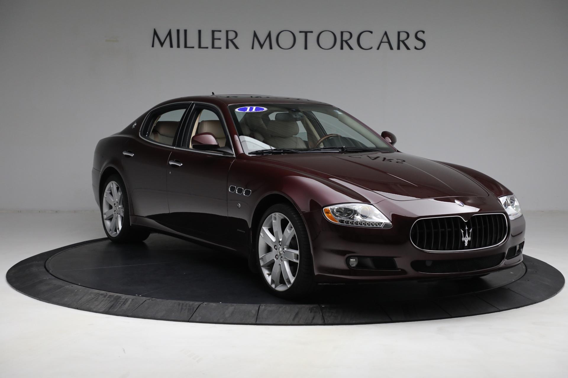 Used-2011-Maserati-Quattroporte